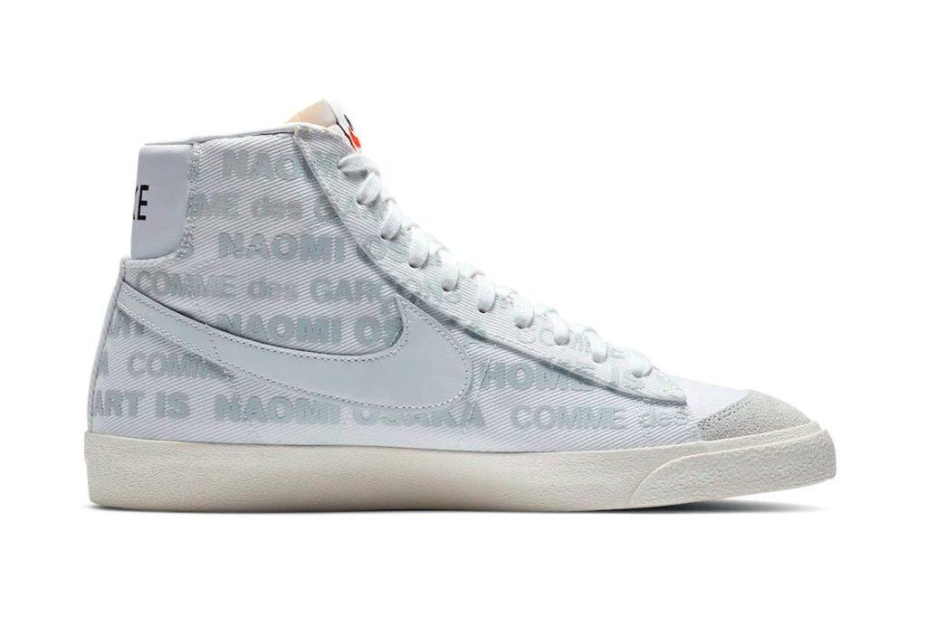 Nike x Comme des Garçons x Naomi Osaka, Blazer Mid
