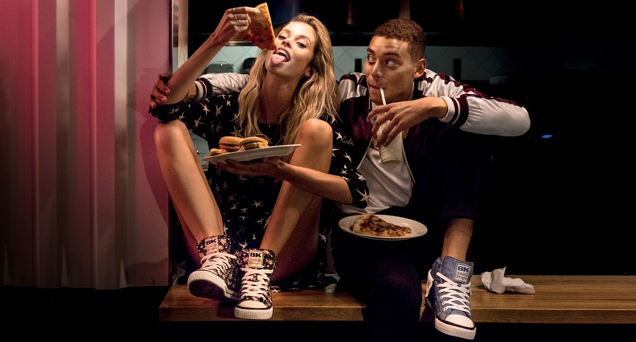 SOHO Fashion. Zapatillas de deporte: el modelo principal de la temporada