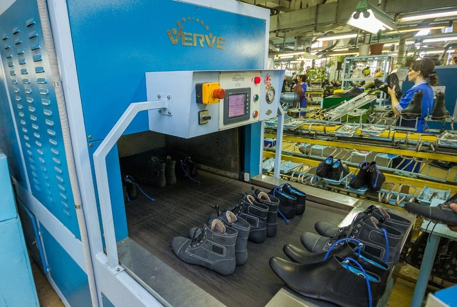 Unichel appealed to the President regarding smuggling in the shoe market