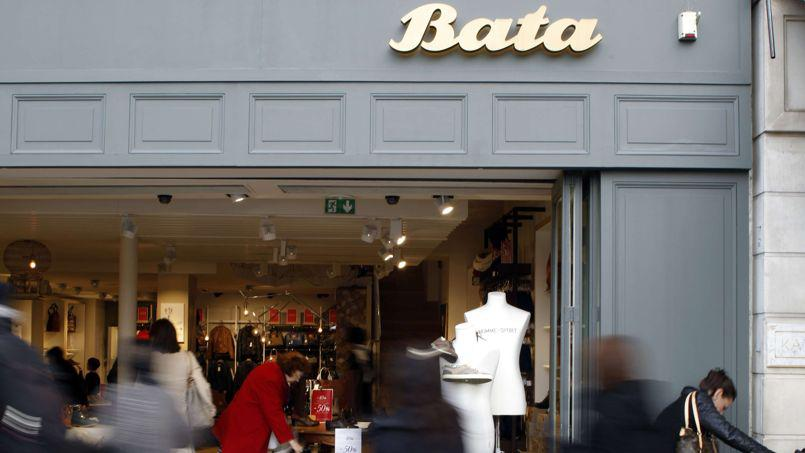 Bata will close stores in Switzerland