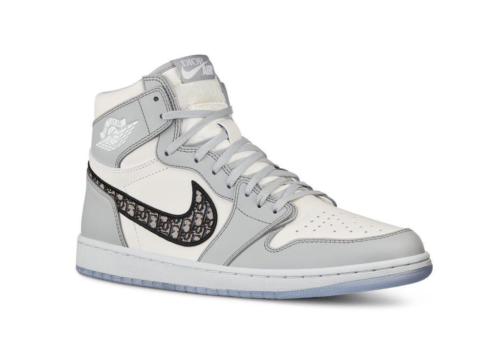 Las zapatillas Nike x Dior Air Jordan 1 se lanzarán en abril