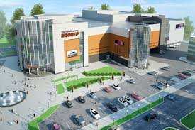 """Barnaul shopping center """"Pioneer"""" is filled at 58%"""