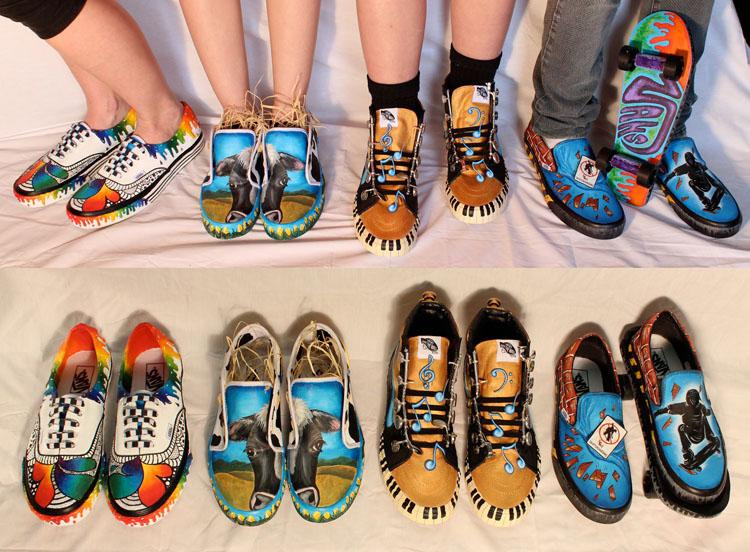 Presentation of Brazilian Footwear held in Moscow