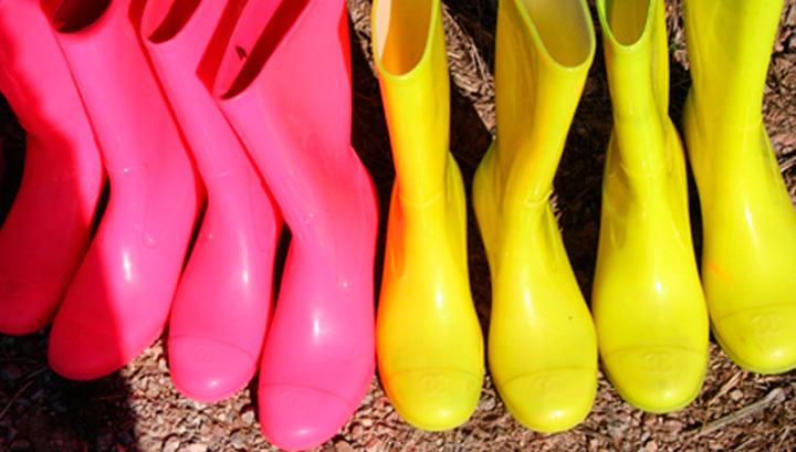 Rubber shoes have risen in price in the Arkhangelsk region
