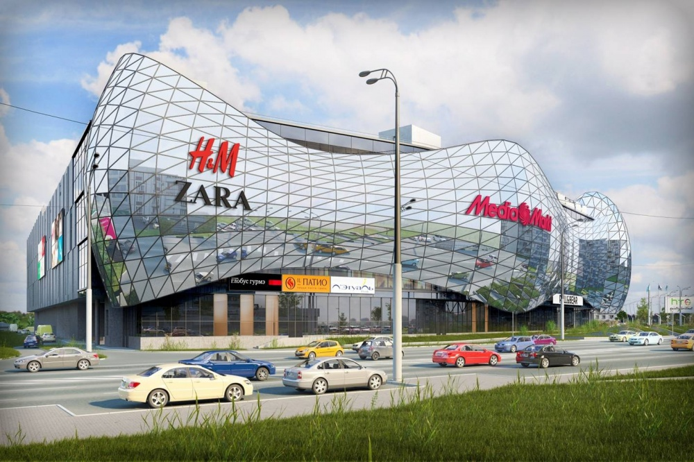 The retail space in the shopping center of Moscow will expand to 400 sq. meters