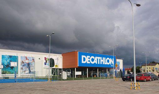 Decathlon will build five more hypermarkets in Siberia
