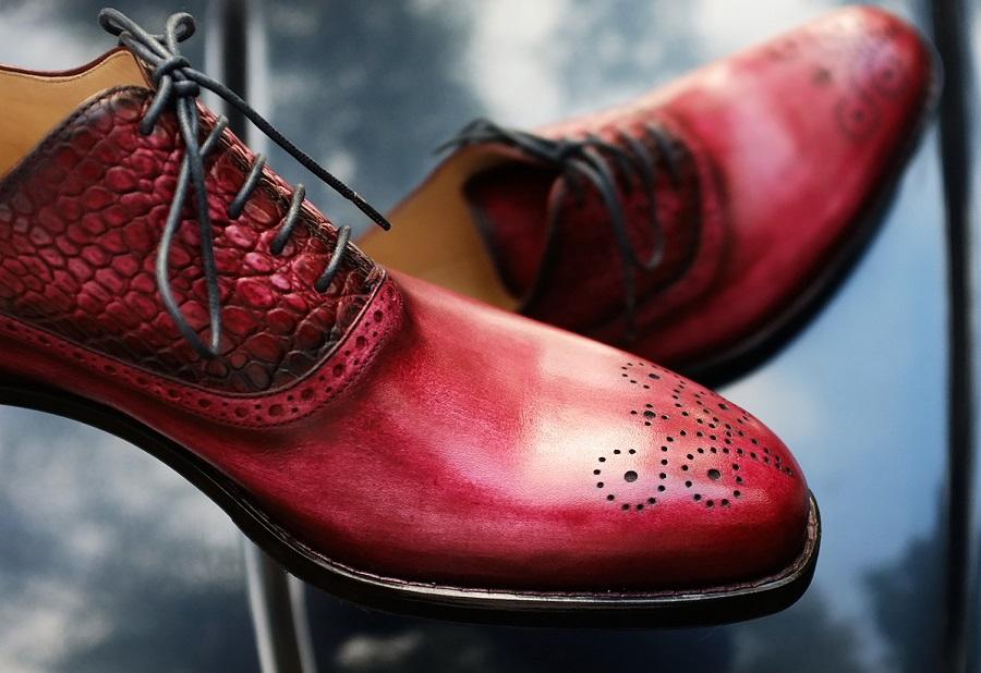 """Lefort: """"Farbe in Schuhen ist der erste Schritt, um sich bewusst der Bildung Ihres Stils anzunähern."""""""