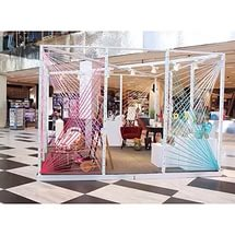 Tsvetnoy department store opens Bravery pop-up stores