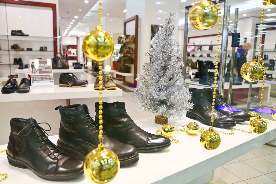38% of Russian consumers are willing to buy premium shoes