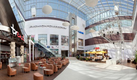 Shopping centers are changing the concept