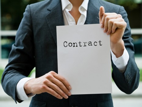 Business owners will be taught to draw up contracts