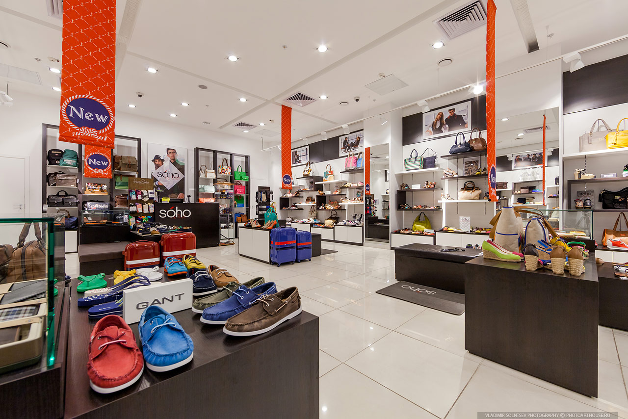 Sberbank of Russia has calculated the income of shoe retail