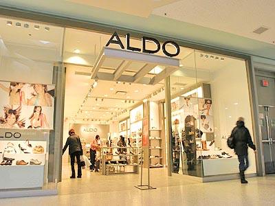 Aldo went to charity