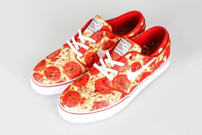 Nike released pepperoni pizza sneakers