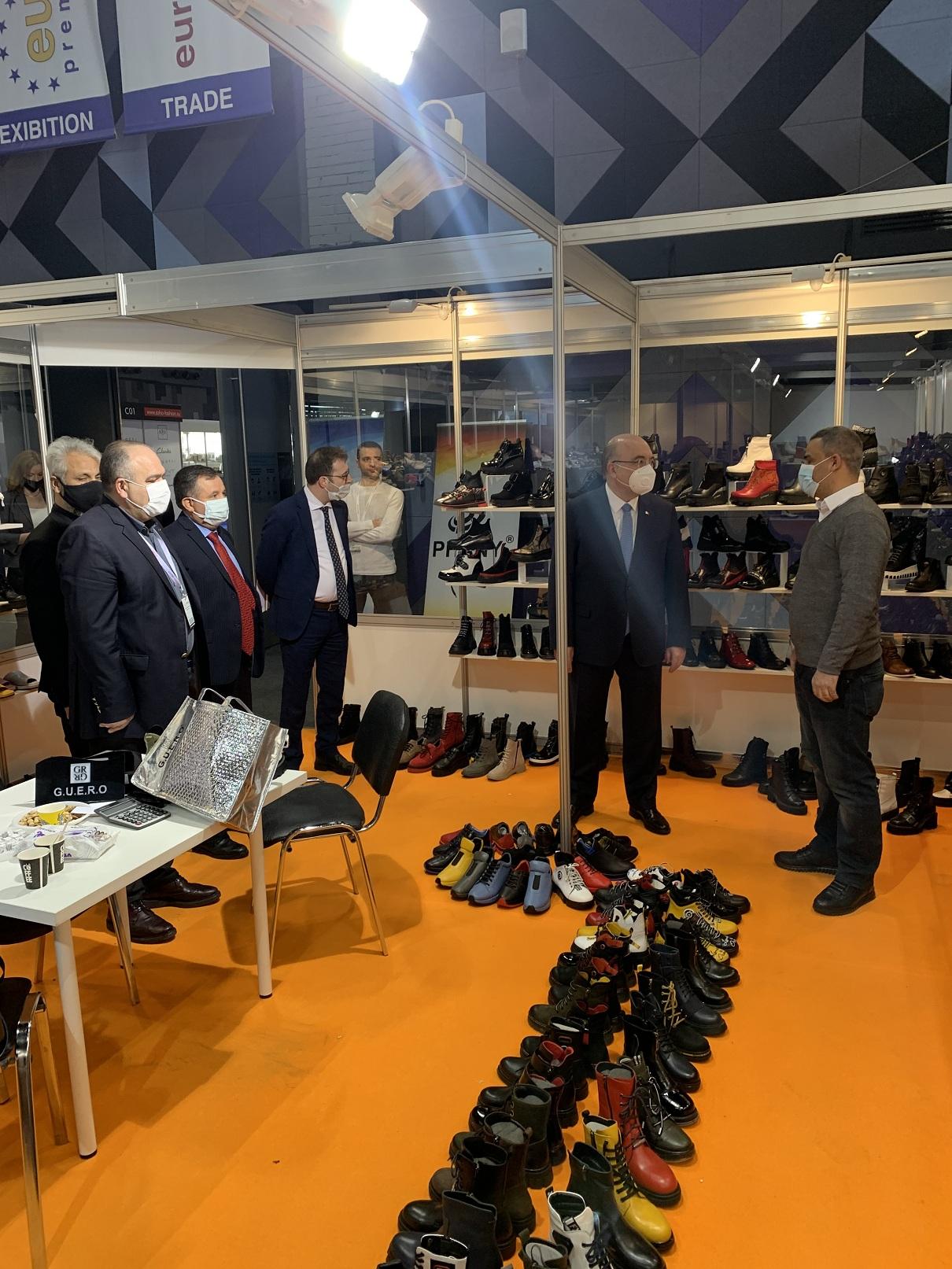 Euro Shoes Premiere Kollektion 2021, Moskau
