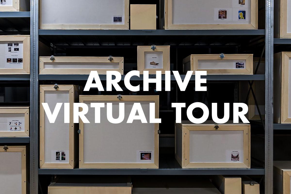 Salvatore Ferragamo ha creado un recorrido virtual de su propio archivo