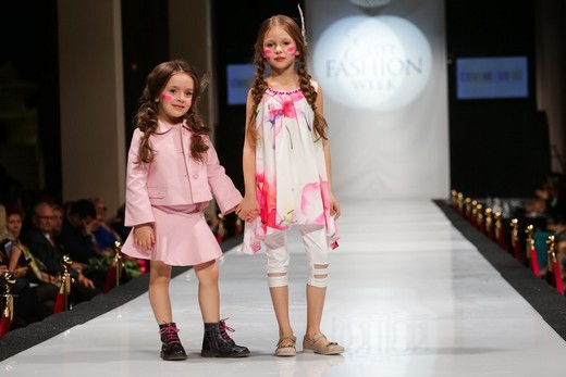 Pablosky and Vitacci took part in Estet Fashion Week