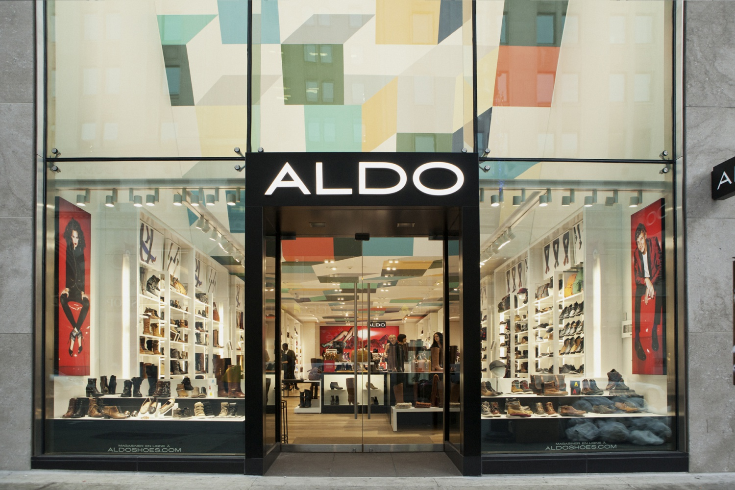 Aldo acquired American shoe manufacturer Camuto Group