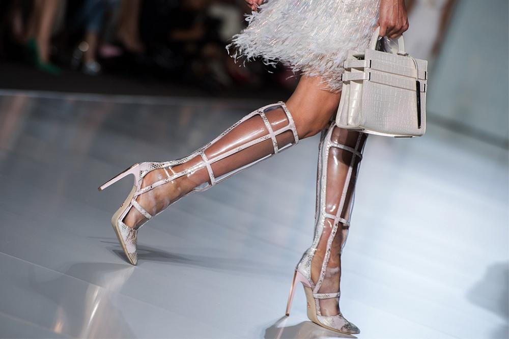 Le migliori scarpe della passerella della settimana della moda di Parigi