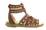 Naturino presentó una nueva colección de zapatos para niños.