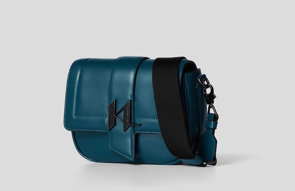 Karl Lagerfeld lanza una nueva línea de alforjas K / Saddle