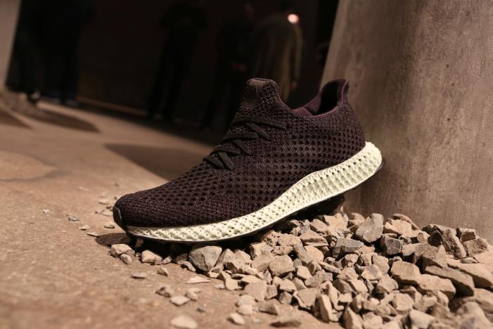 Adidas Launches Mass Production of 3D Sneakers