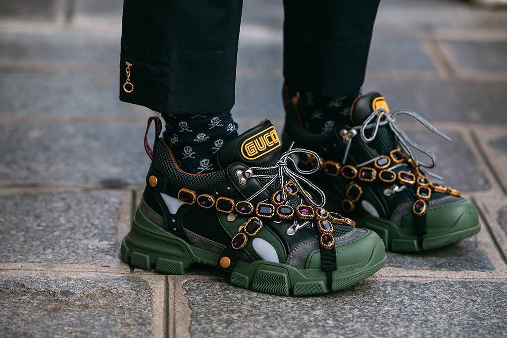 Gucci Foto: Footwearnews.com