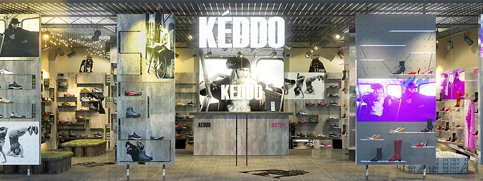Keddo opened its first store in St. Petersburg