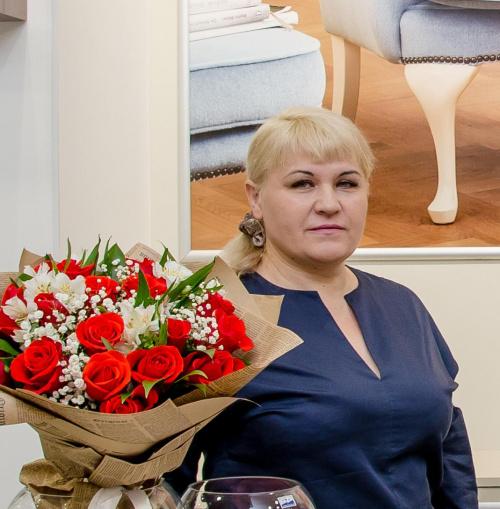 Oksana Pilganchuk