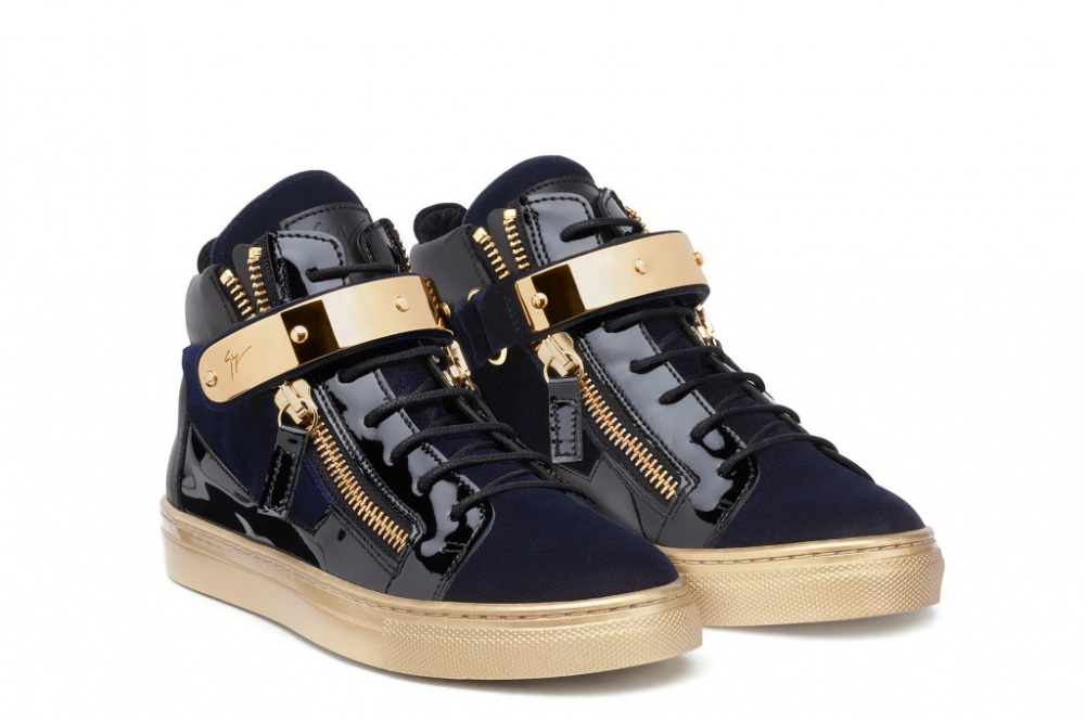 Sports style luxury children's shoes