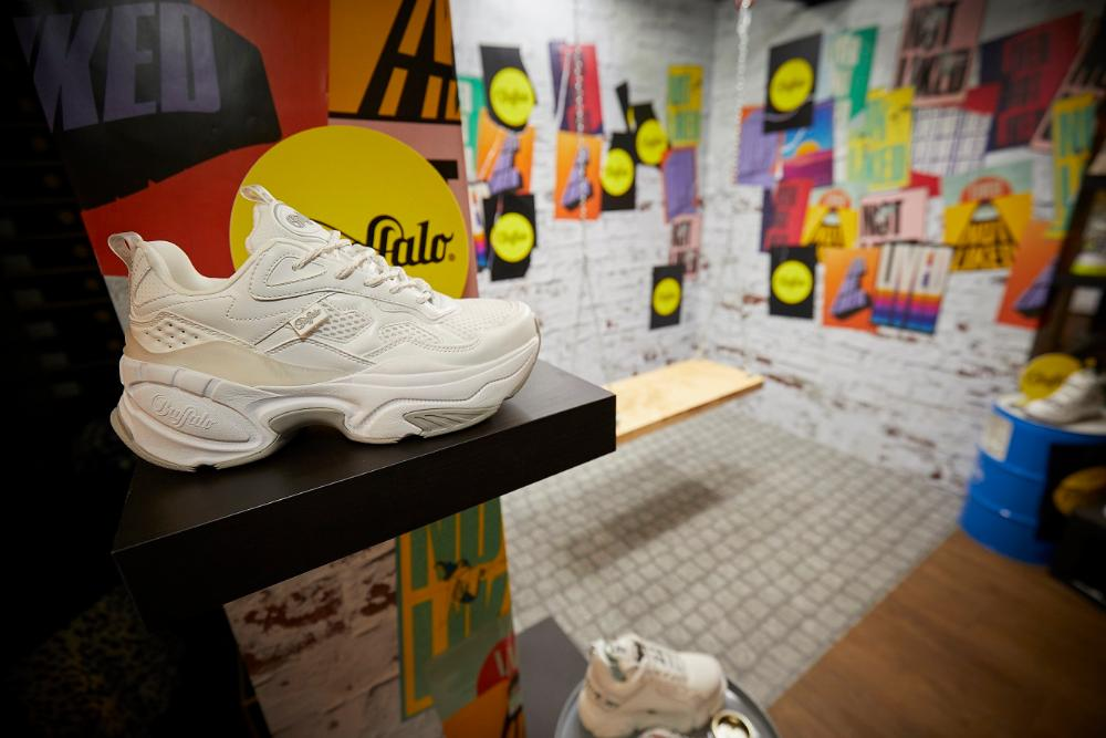 Buffalo collection spring-summer 2022 will be presented at Euro Shoes in Moscow