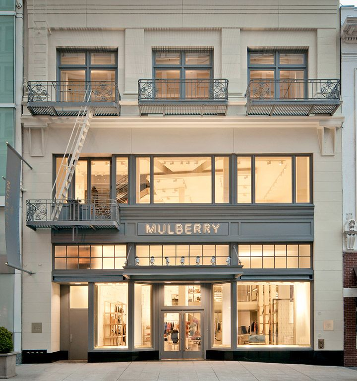 Mulberry focuses on development in Japan