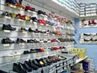 In Belarus nahmen die Einfuhren von Schuhen zu