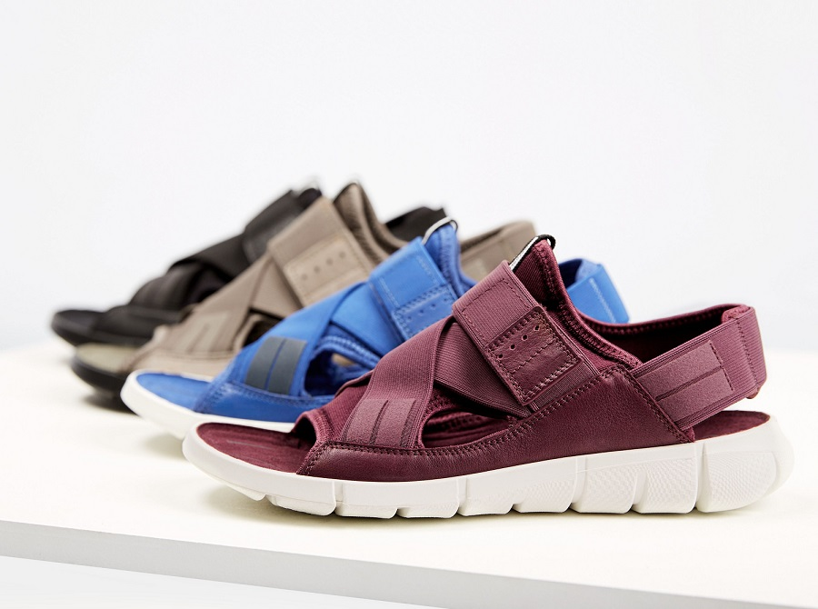 Ecco Introduces Intrinsic Sandal Sandals