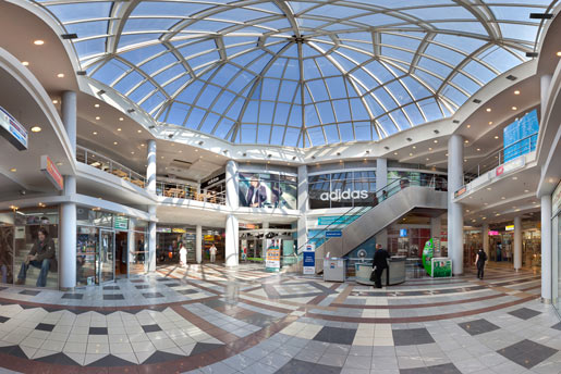 Academician shopping center will appear in Yekaterinburg