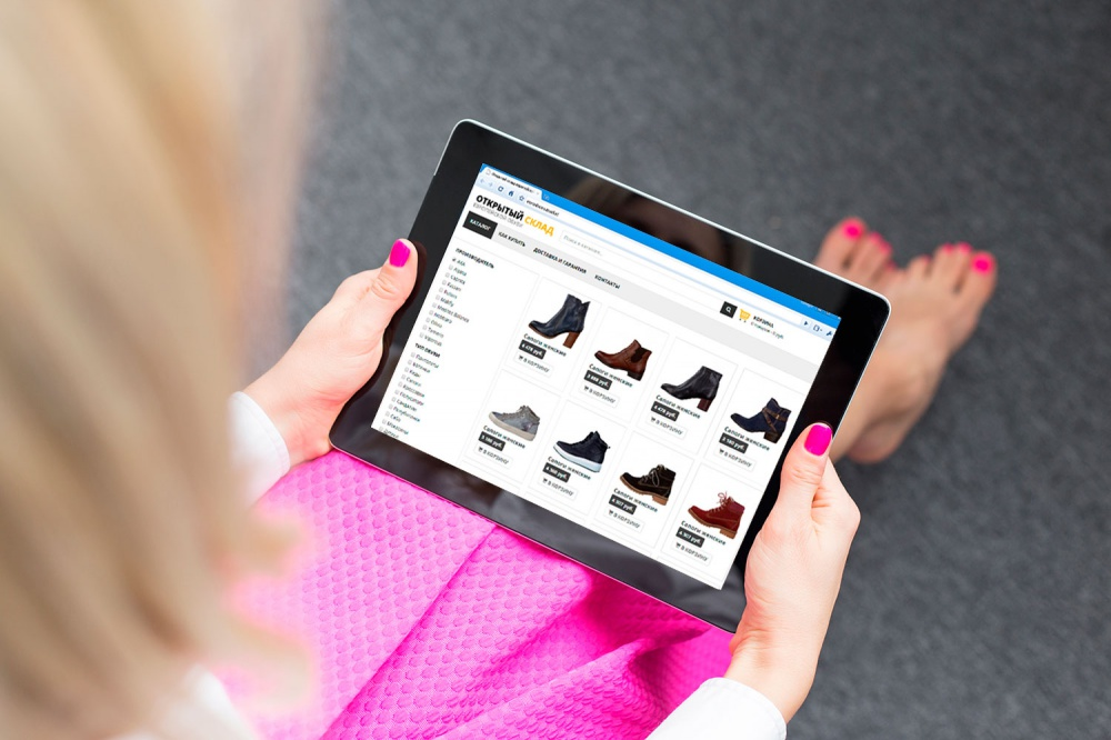 An online warehouse of European shoes has been launched on the web
