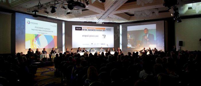Eighth Online Retail Russia Forum Held