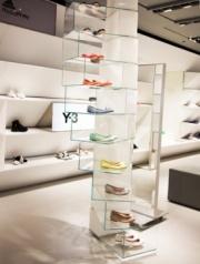 New shoe corner