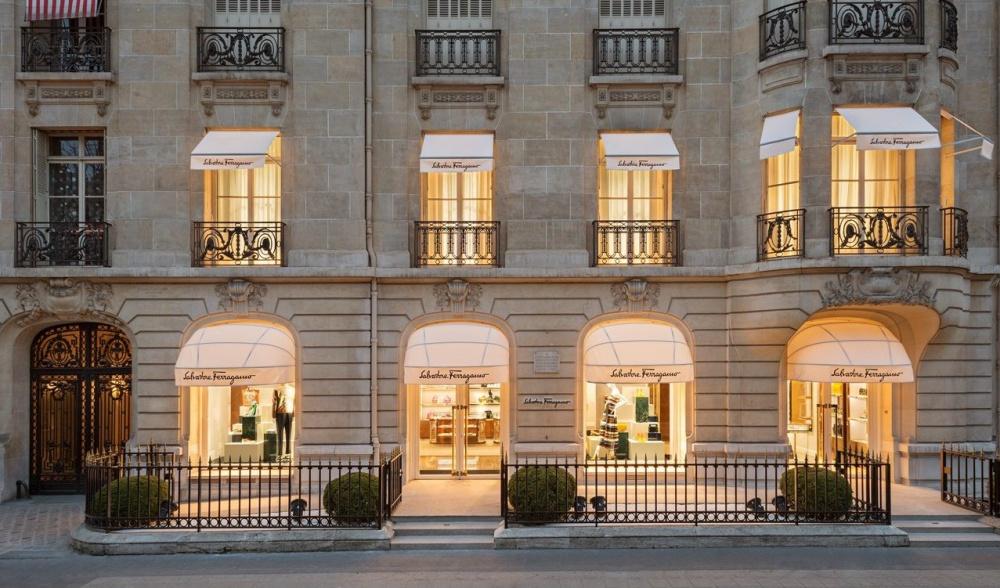 Restyling Salvatore Ferragamo in Paris