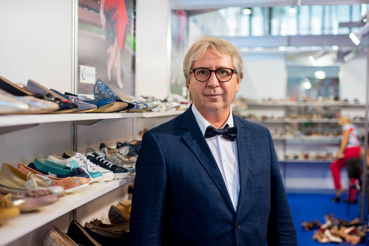 """Victor Kunts, Caprice Vostok CEO: """"We concentrate on the production of shoes, and we offer our partners the opportunity to sell it"""""""