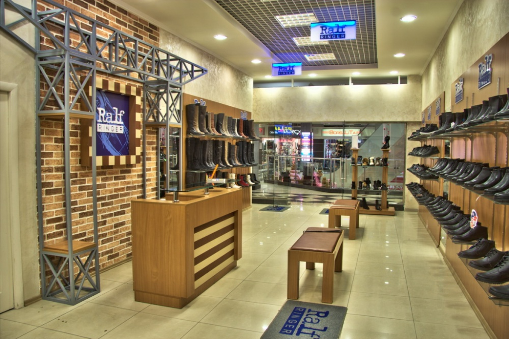 Ralf Ringer opens a store in Lobny near Moscow