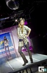 Art Fashion Competition for Young Designers Held in Novosibirsk