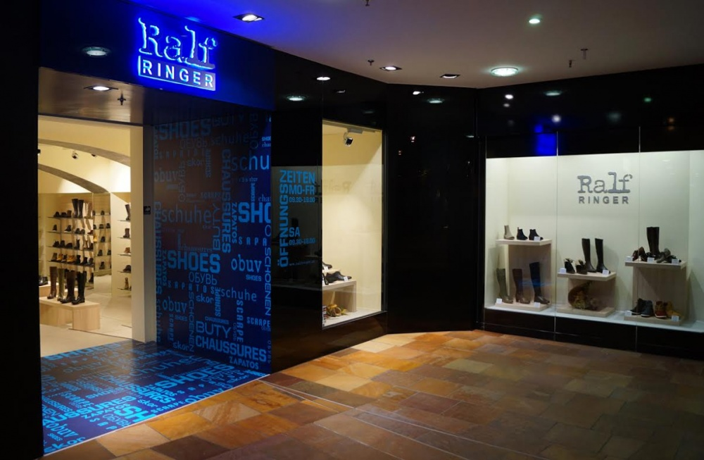 Ralf Ringer has opened three stores in a month