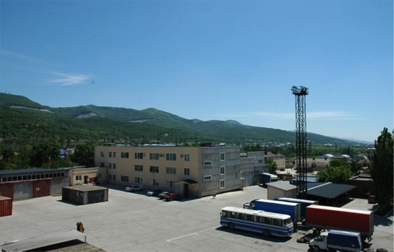 """The new factory """"Bris Bosphorus"""" in Novorossiysk will occupy an area of 7,5 thousand square meters."""