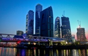 """In the complex """"Moscow City"""" will appear underground shopping center"""