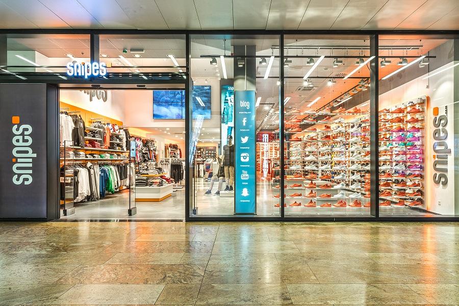 Deichmann bought KicksUSA shoe retail