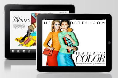 Richemont unites luxury brands on the Internet