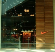 New Nike opens at Sea Mall Mall in Sochi