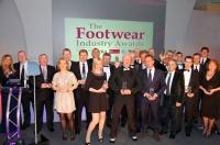 Los ganadores del premio de la industria del calzado nombrados