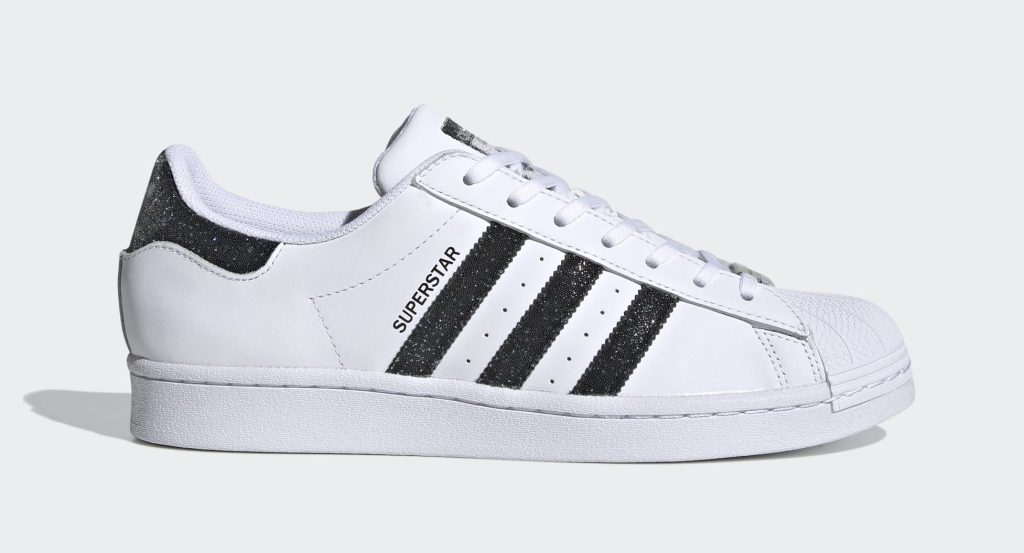 Adidas Originals adds shine to three of its iconic sneakers